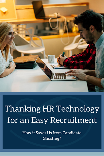Thanking HR Technology for an Easy Recruitment